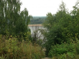 Down by the old river in Kirovochepetsk