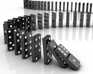 Domino consequence